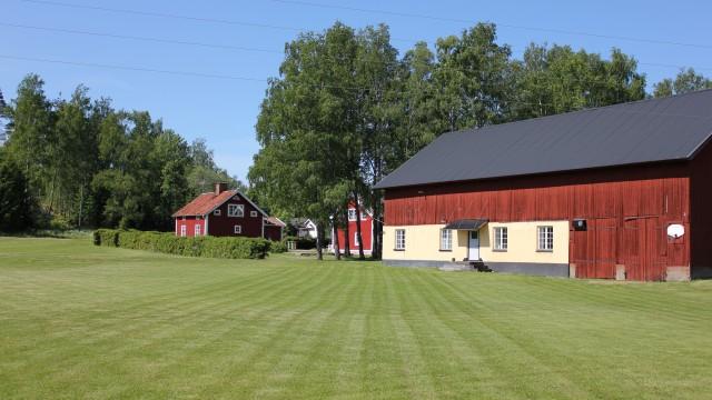 (Svenska) Stora gräsytor